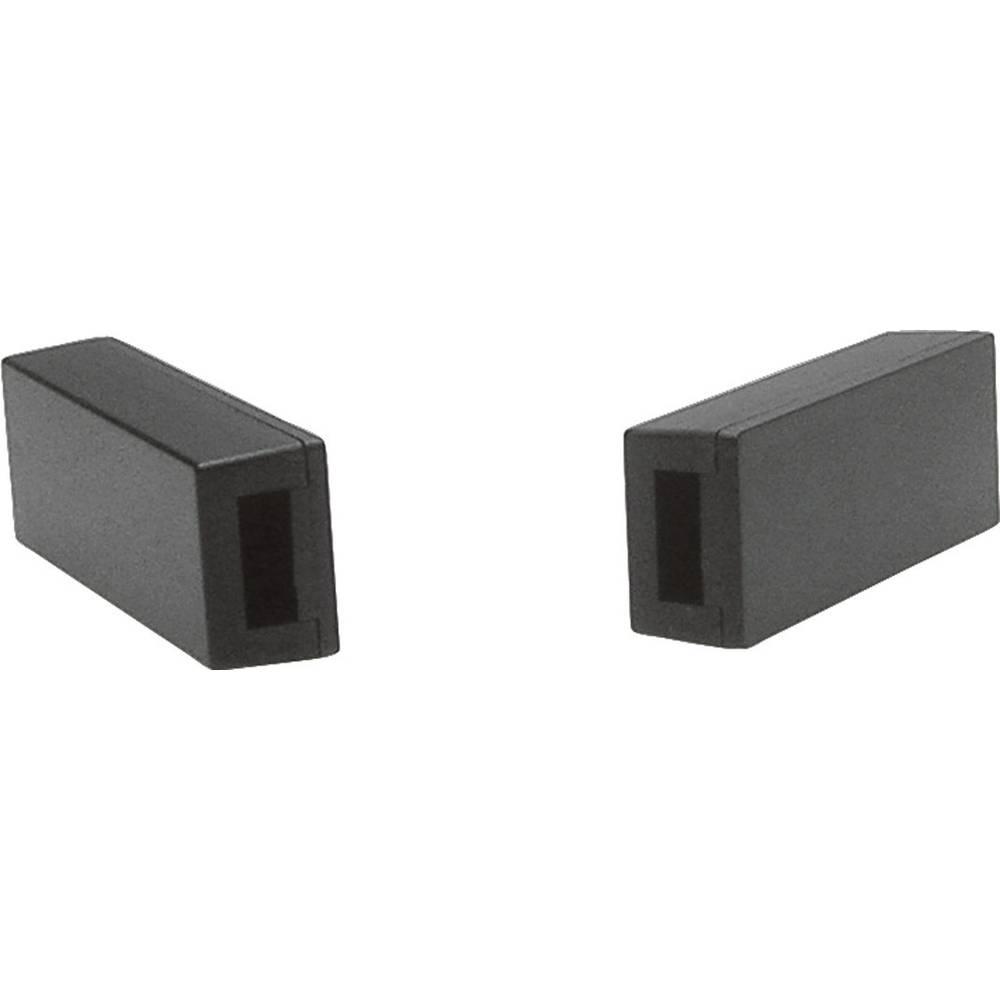USB-kabinet Strapubox USB1KL 56 x 20 x 12 Polycarbonat Transparent 1 stk