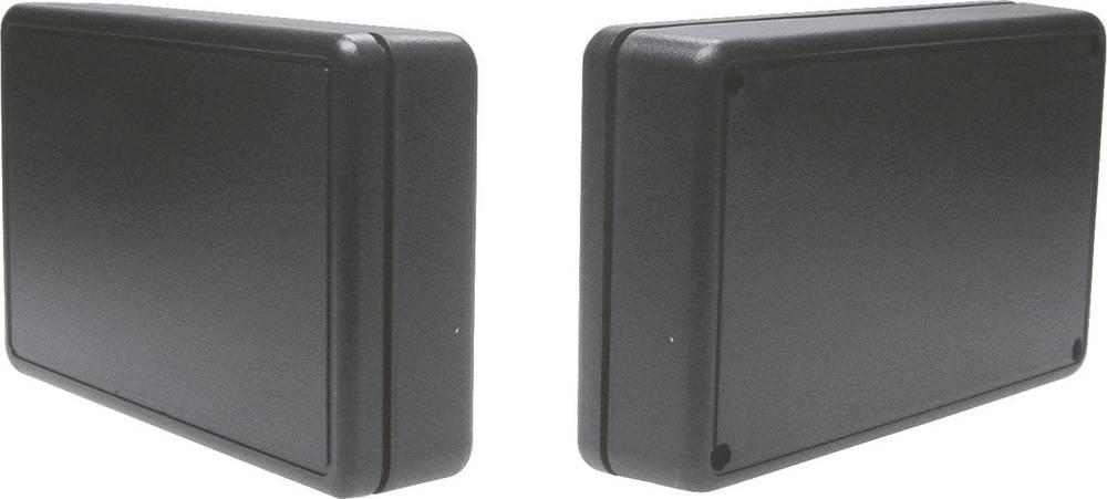 Strapubox kućište od umjetne mase 2006SW, ABS plastika, (DxŠxV) 125 x 74 x 27 mm, crna