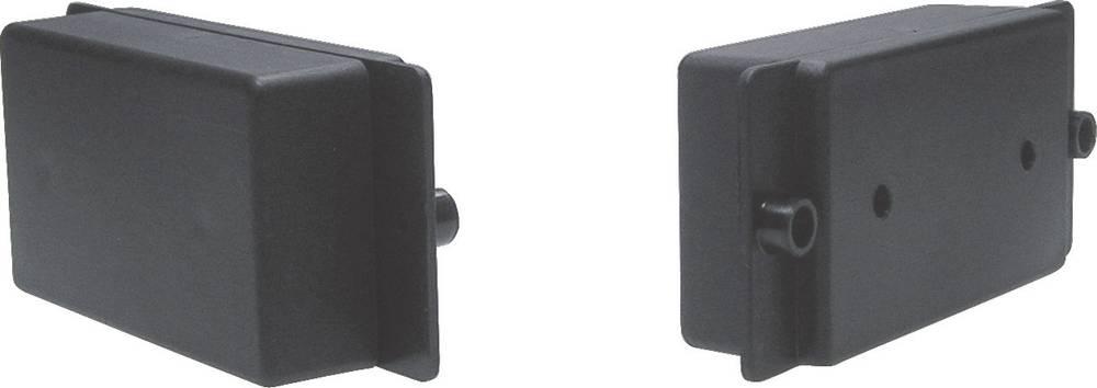Strapubox kućište od umjetne mase 2031SW, ABS plastika, (DxŠxV) 80 x 46 x 26 mm, crna