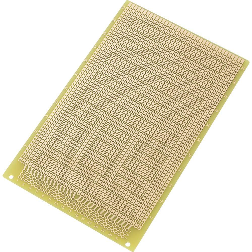 Plošča za mikroprocesorsko vezje SU527831, 160 x 100 x 1,6 mje SU527831, 160 x 100 x 1,6 m Conrad