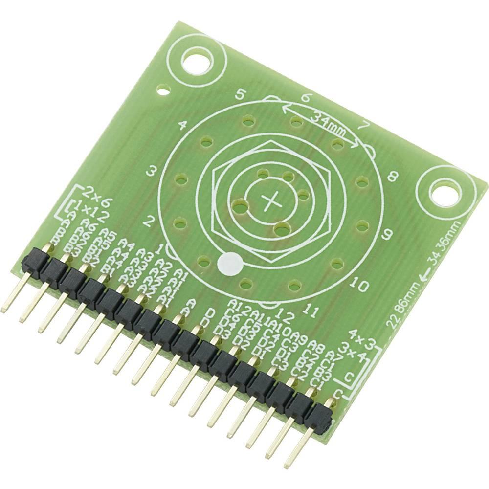 Adaptersko vezje za stopenjsko stikalo SU709785 Conrad
