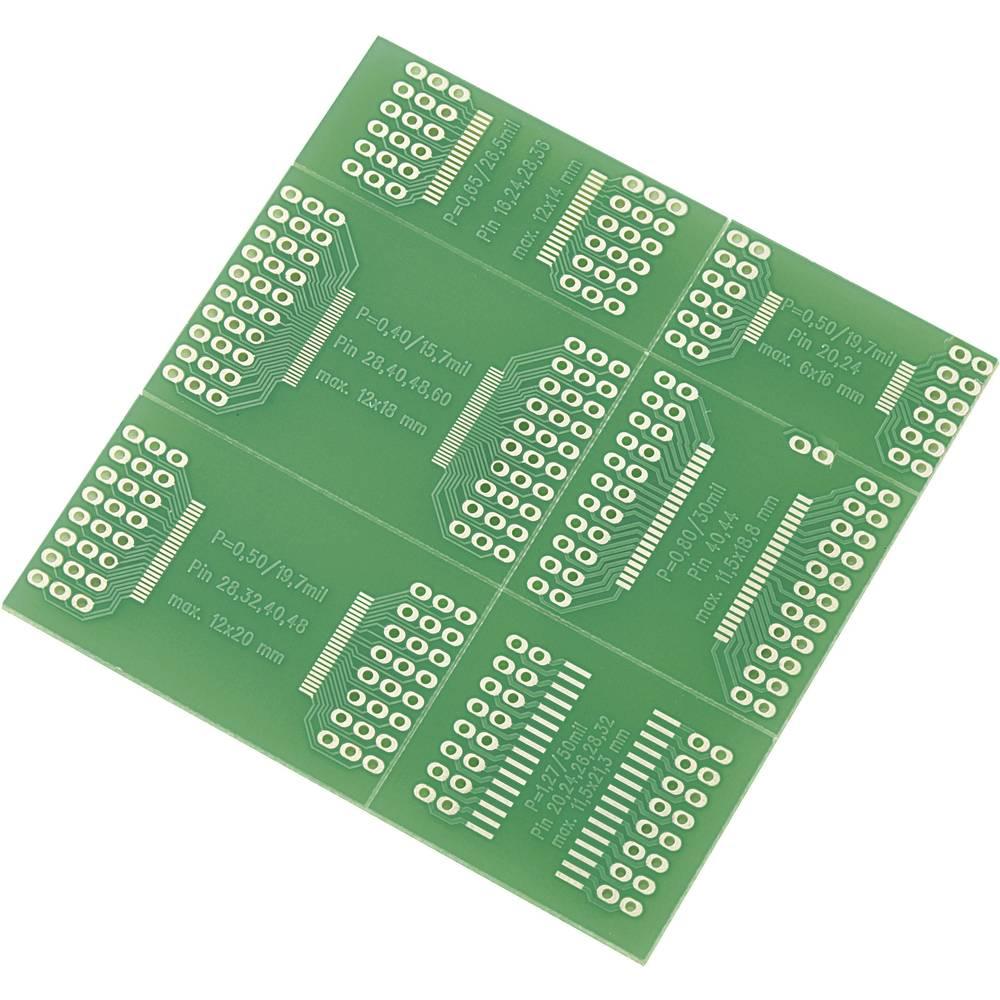 Multi adapter SMD-TSOP I/II, SU520911, (D x Ĺ ) 72,5 mm x 72,U520911, (D x Ĺ ) 72,5 mm x 72, Conrad