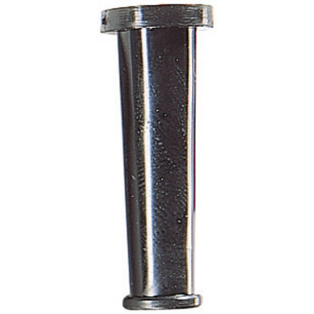 Čahura za zaštitu od savijanja, promjer sponke (maks.) 5.3 mm PVC crne boje HellermannTyton HV2101A-PVC-BK-M1 1 kom