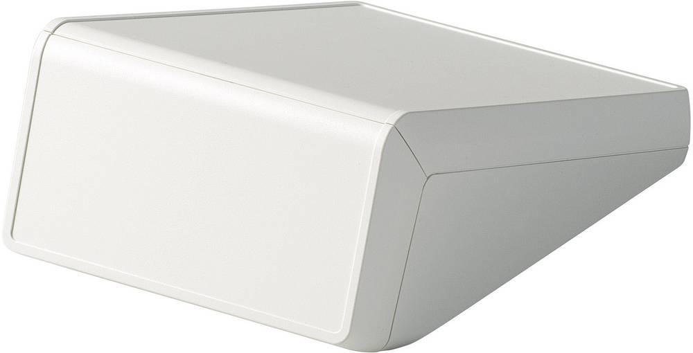 OKW D4056107-Konzolno kućište, ABS sivo/bijelo, 148x210x80/25mm