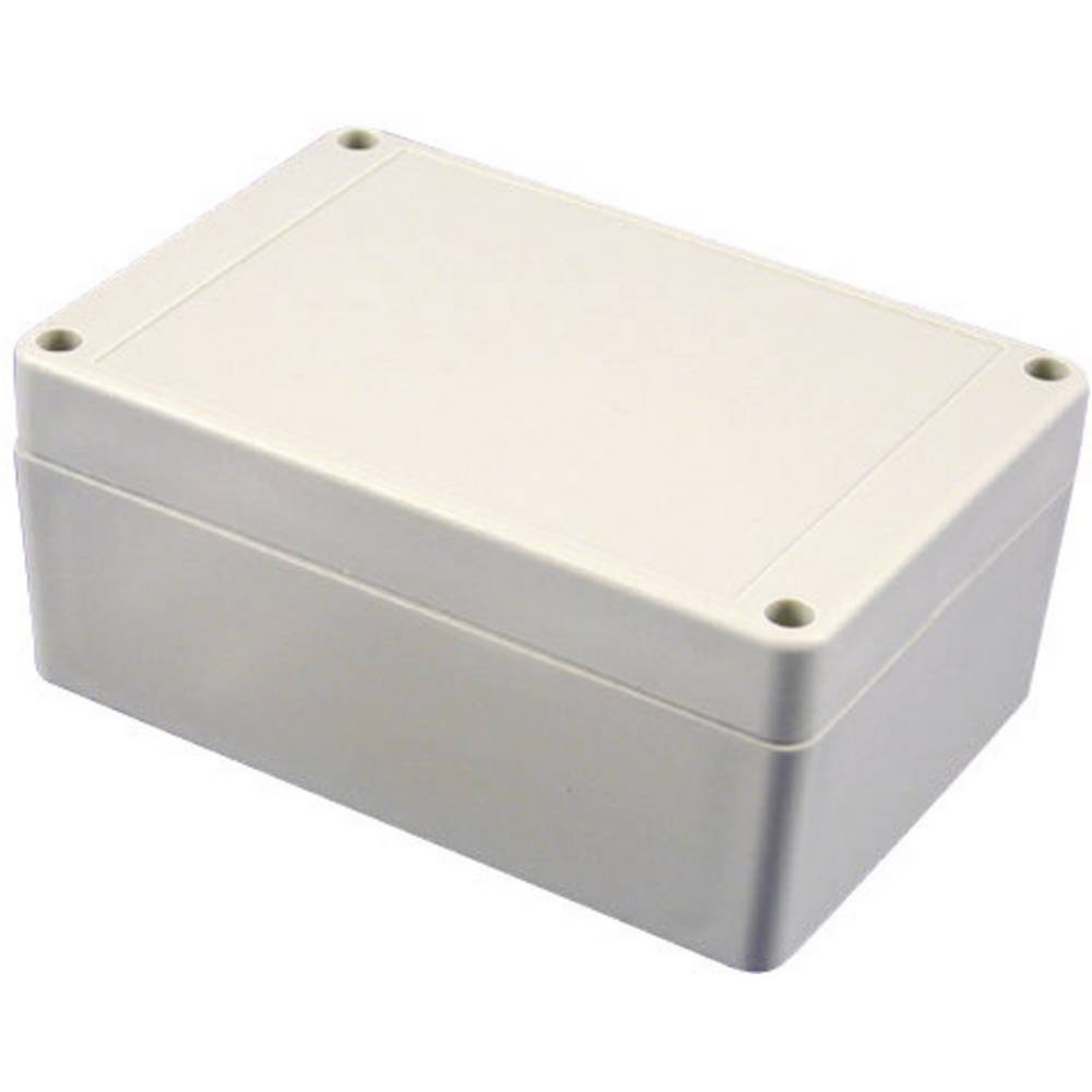 Hammond Electronics RP1455-Univerzalno kućište, ABS, svijetlo sivo, 220x165x60mm