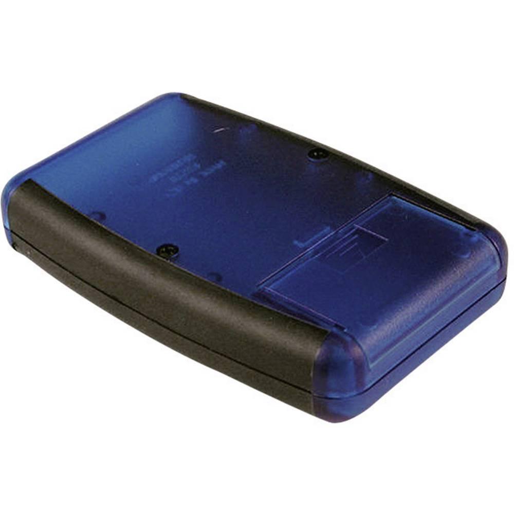 Hånd-kabinet Hammond Electronics 1553DGY 147 x 89 x 25 ABS Lysegrå (RAL 7035) 1 stk