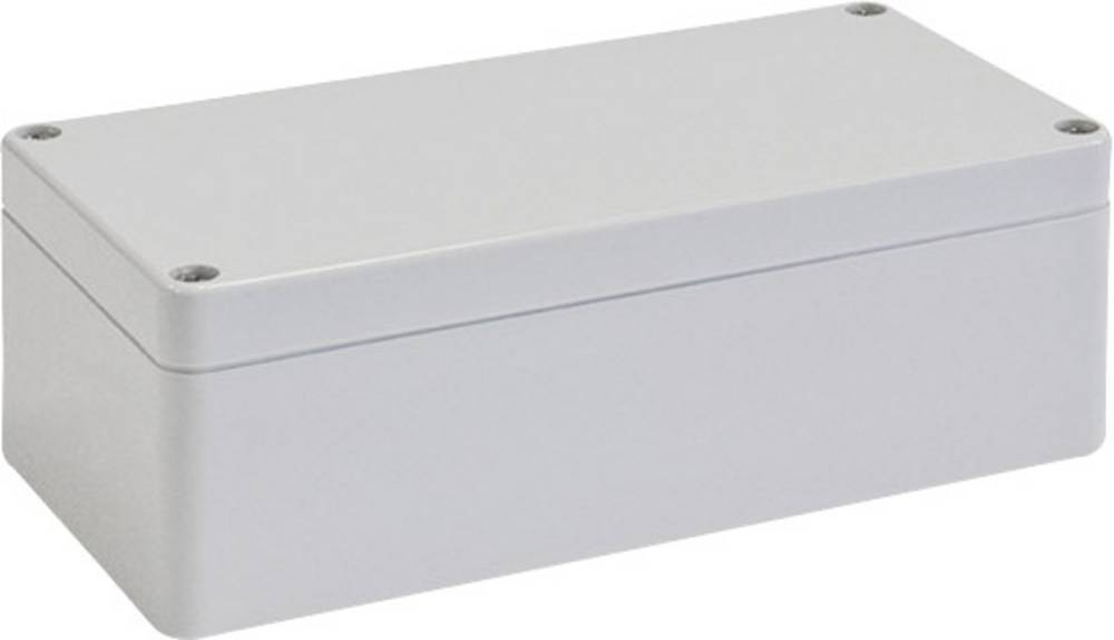 Universalkabinet 160 x 80 x 55 Polycarbonat Lysegrå Bopla EUROMAS M 220 1 stk