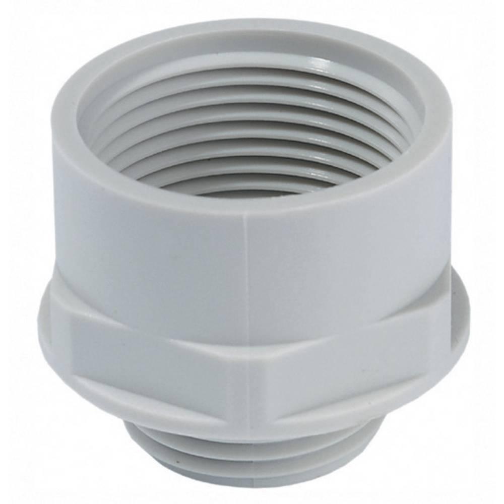 Adapter za kabelsko uvodnico PG16 M32, poliamid svetlo sive barve Wiska APM 16/32 1 kos