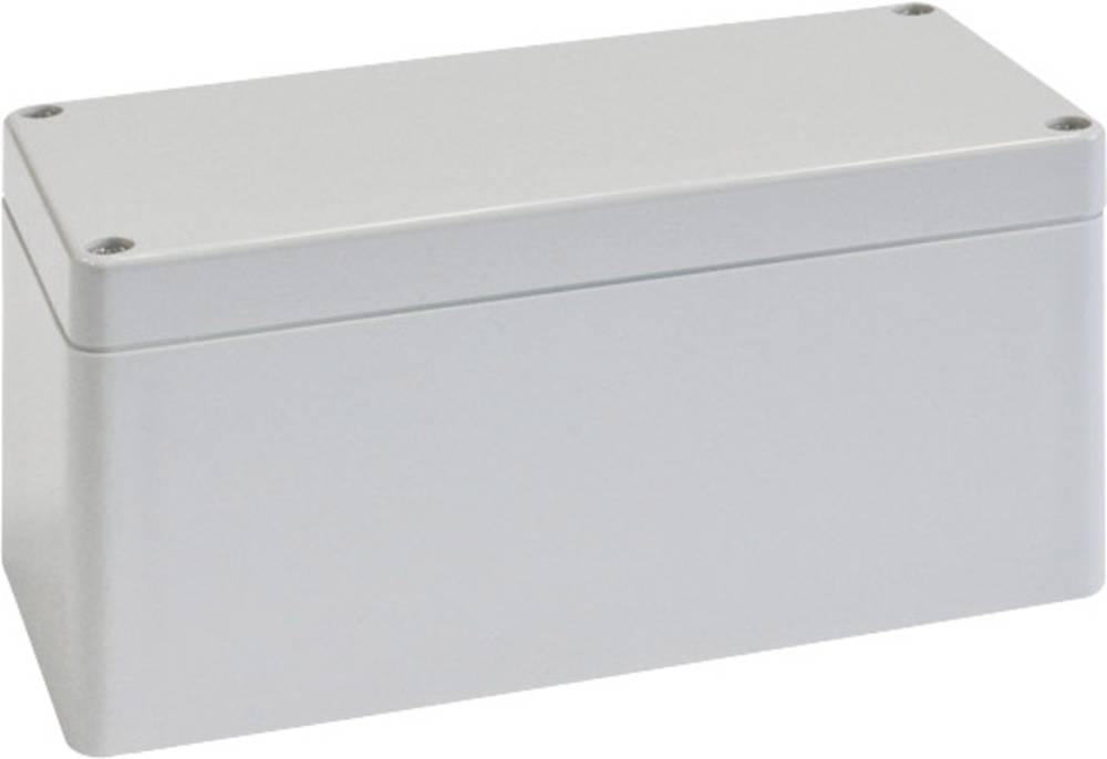 Bopla M 231-Univerzalno Euromas kućište, polikarbonat, svijetlo sivo, 160x80x85mm 02231000