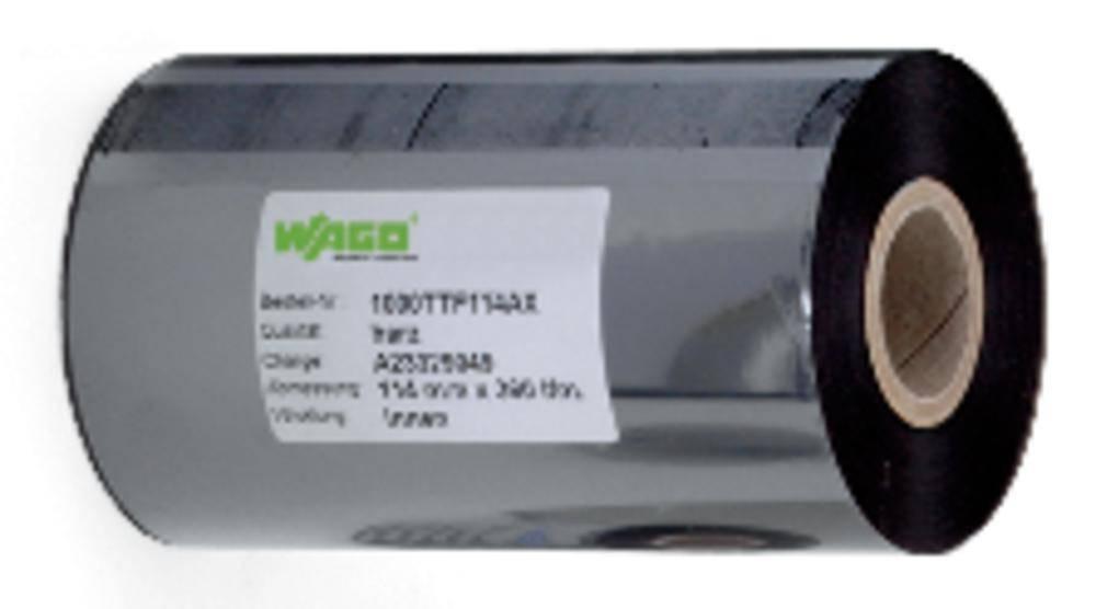 Varmeoverførselsbånd for kabel og polyester etiketter WAGO 1 stk
