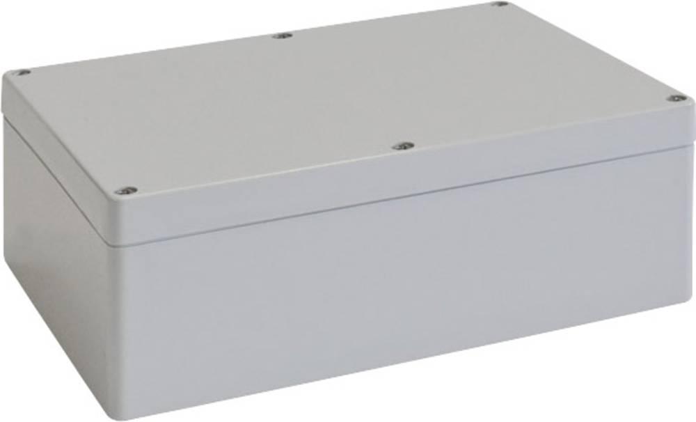 Universalkabinet 240 x 160 x 90 Polycarbonat Lysegrå Bopla EUROMAS M 2401 1 stk