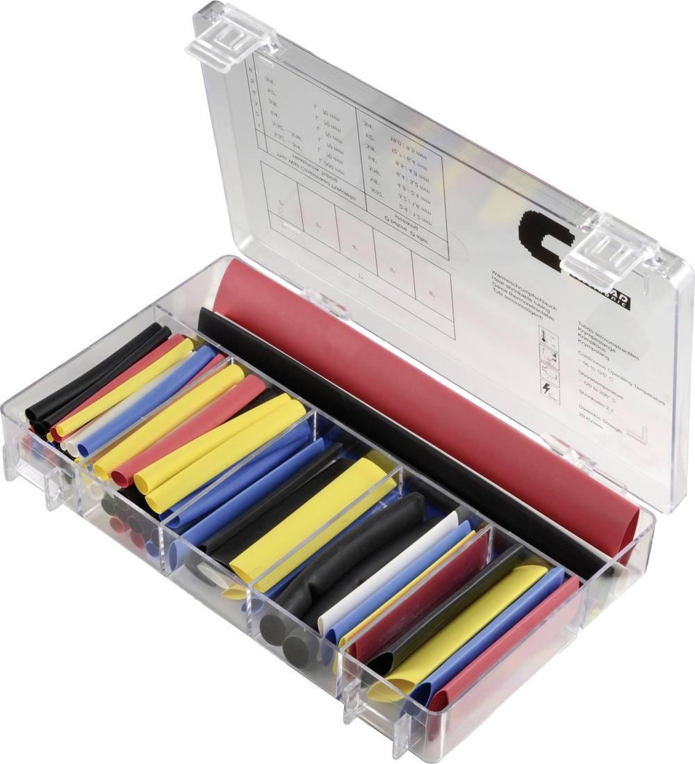 Komplet termoskupljajućih cijevi DERAYR 1000 2 : 1, barvni DSG Canusa 8011005990