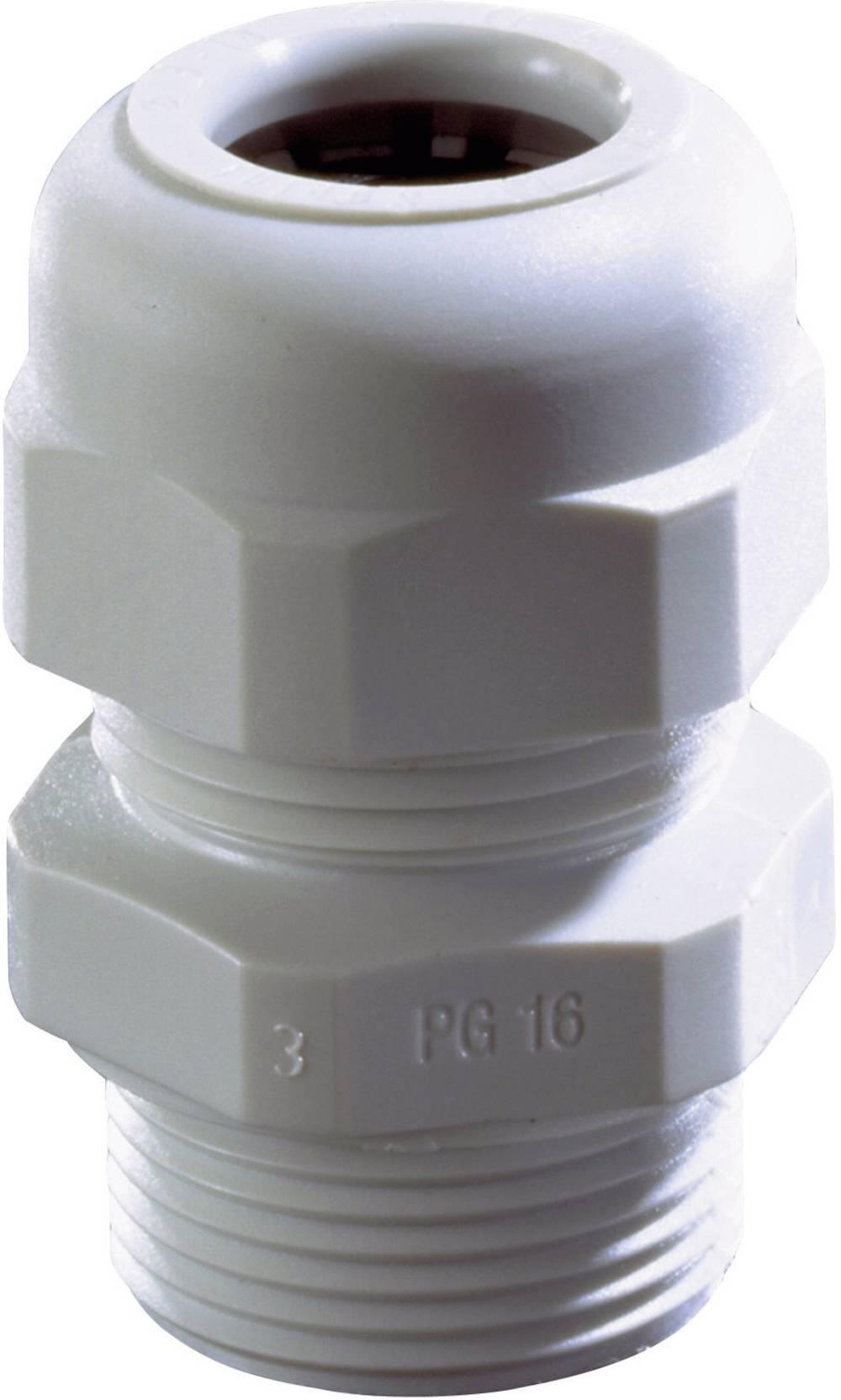 Kabelska uvodnica PG42 poliamid sive boje Wiska SKV PG 42 RAL 7035 1 kom.