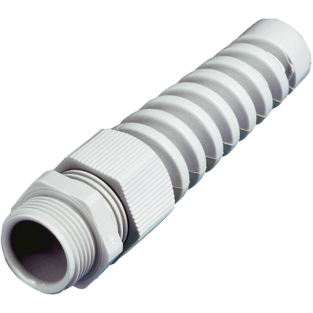 Kabelforskruning Wiska ESKVS M16 RAL 9005 M16 Polyamid Sort 1 stk