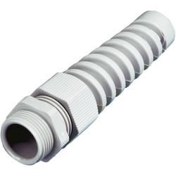 Kabelforskruning Wiska SKVS PG11 RAL 7035 PG11 Polyamid Lysegrå 1 stk