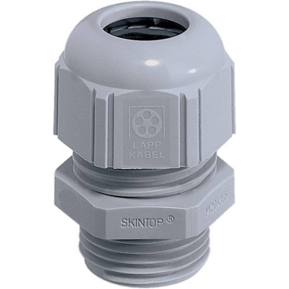 Kabelforskruning LappKabel SKINTOP® STR-M25 M25 Polyamid Sølvgrå (RAL 7001) 1 stk