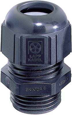 Kabelforskruning LappKabel SKINTOP® STR-M20 M20 Polyamid Sort (RAL 9005) 1 stk