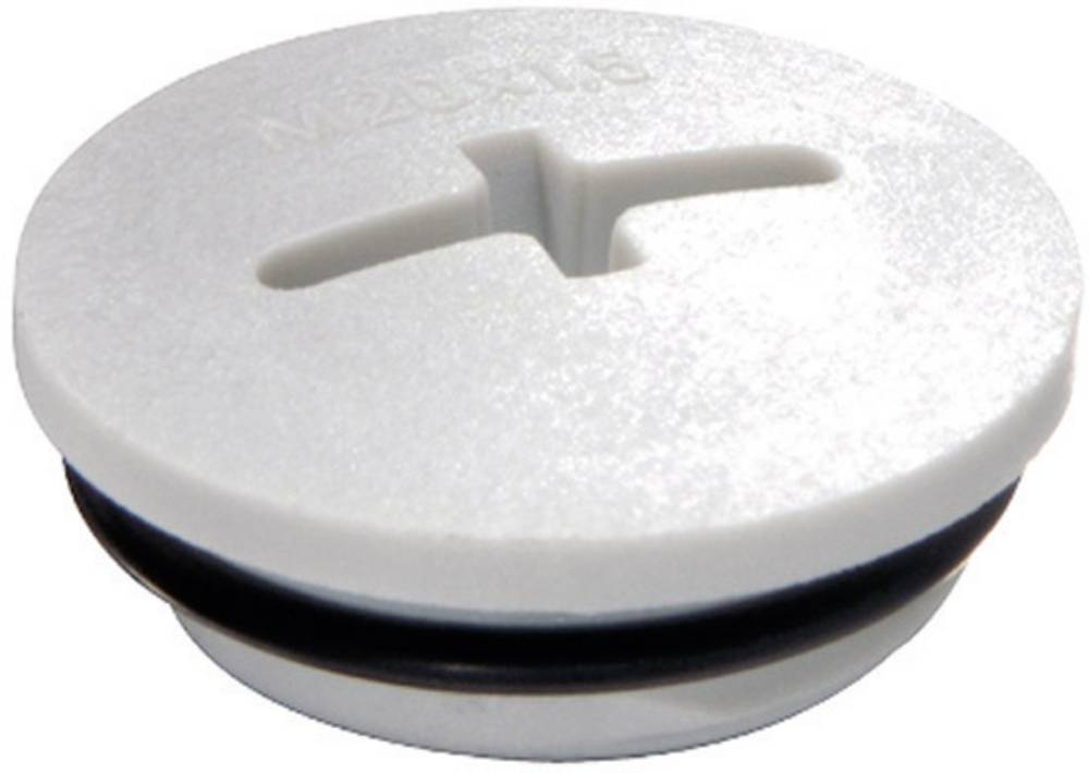 Vijak za zaključavanje M20, poliamid svijetlo sive boje (RAL 7035) Wiska EVSG-ORD M20 RAL 7035 1 kom