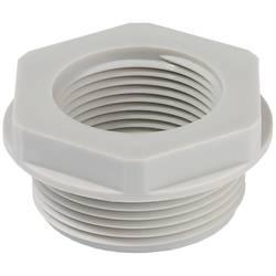 Kabelförskruvning reducering Wiska 10063582 M20 Polyamid Ljusgrå 1 st