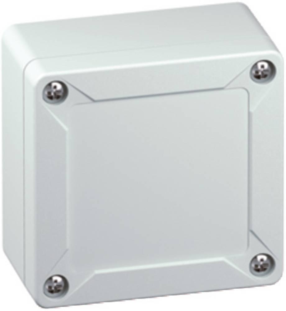 Spelsberg TG ABS 88-6-o-Instalacijsko kućište, ABS, svijetlo sivo (RAL 7035), 84x82x55mm 10040301