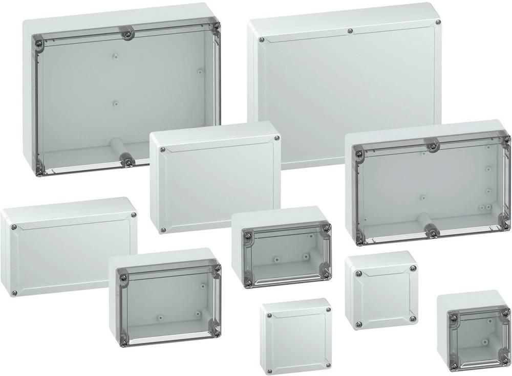 Spelsberg TG PC 88-9-to-Instalacijsko kućište, polikarbonat, svijetlo sivo (RAL 7035), 84x82x85mm 20150301