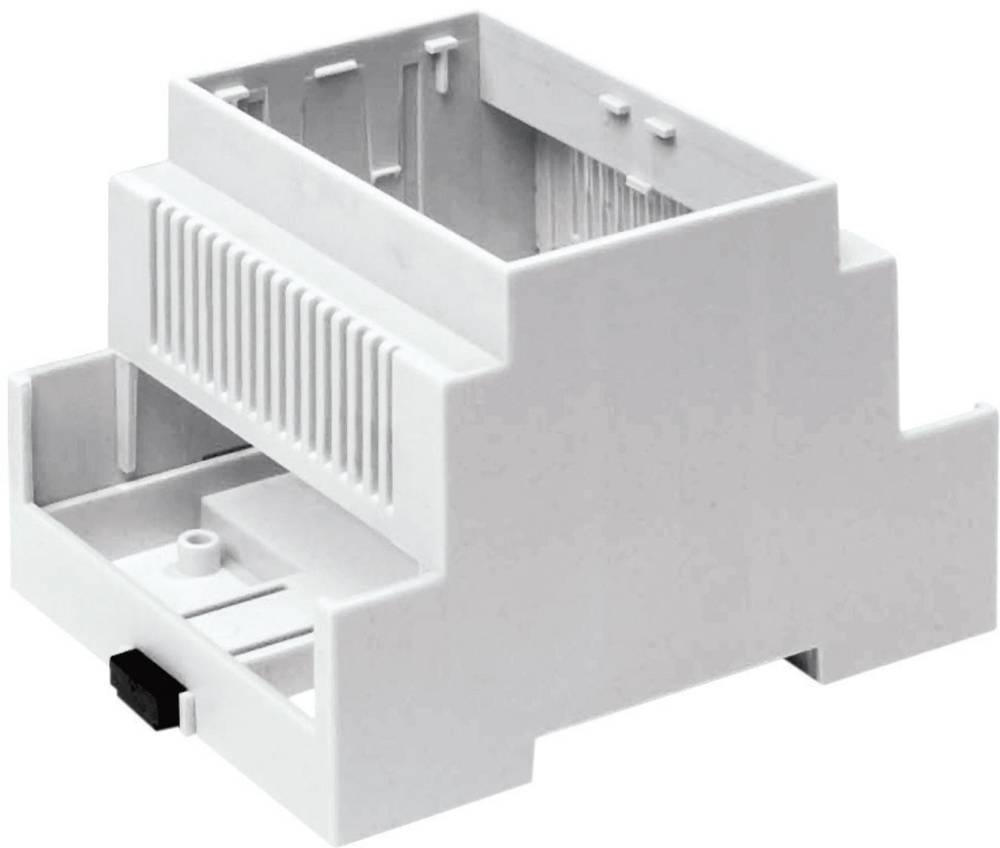 Axxatronic CNMB-2V-KIT-CON-Kućište za DIN-letvu, 90x36x58mm
