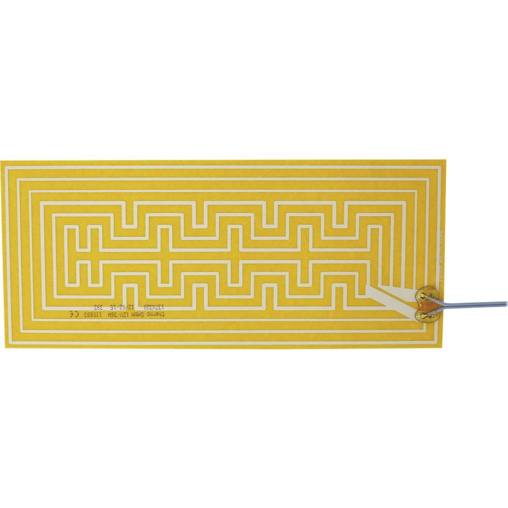 Polyester Varmefolie selvklæbende 12 V/DC, 12 V/AC 35 W Beskyttelsestype IPX4 (L x B) 320 mm x 137 mm Thermo