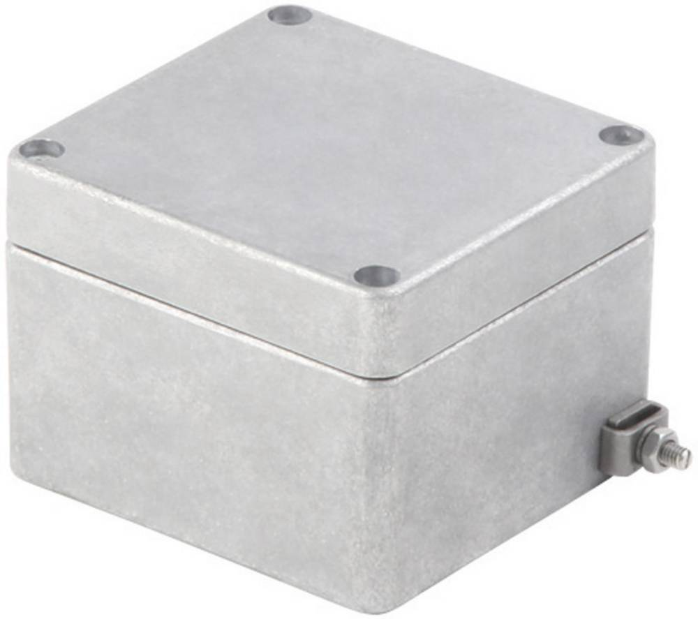 Universalkabinet 90 x 170 x 130 Aluminium Weidmüller K5 (KEMA) 1 stk