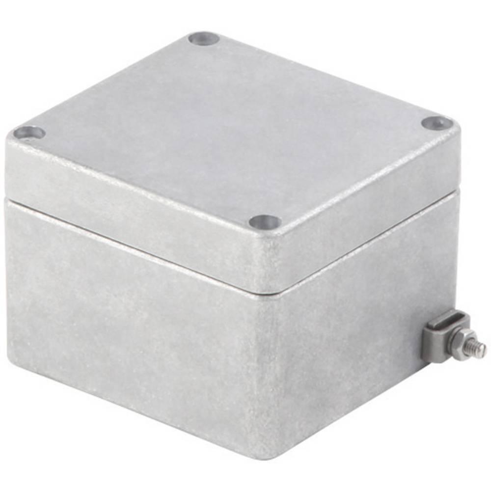 Universalkabinet 100 x 200 x 160 Aluminium Weidmüller KLIPPON K6 1 stk