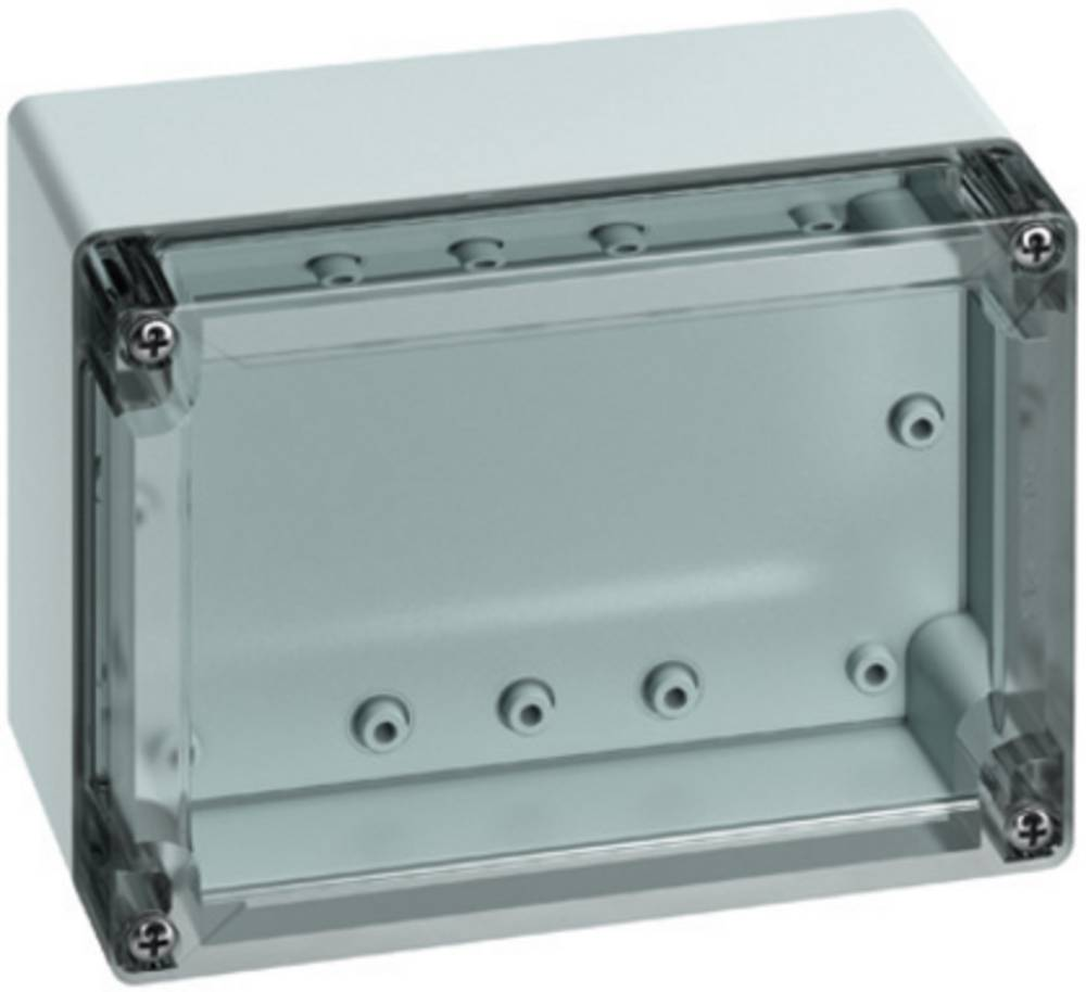 Spelsberg TG ABS 1612-9-to-Instalacijsko kućište, ABS, svijetlo sivo (RAL 7035), 162x122x90mm 10100701