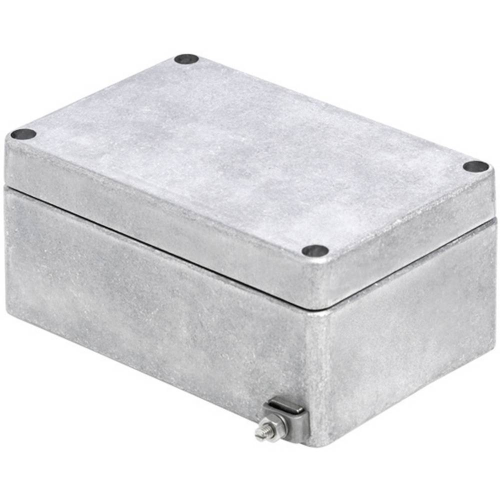 Weidmüller K21 (KEMA)-Univerzalno kućište, aluminij, tlačna litina, 57x125x80mm 9526870000