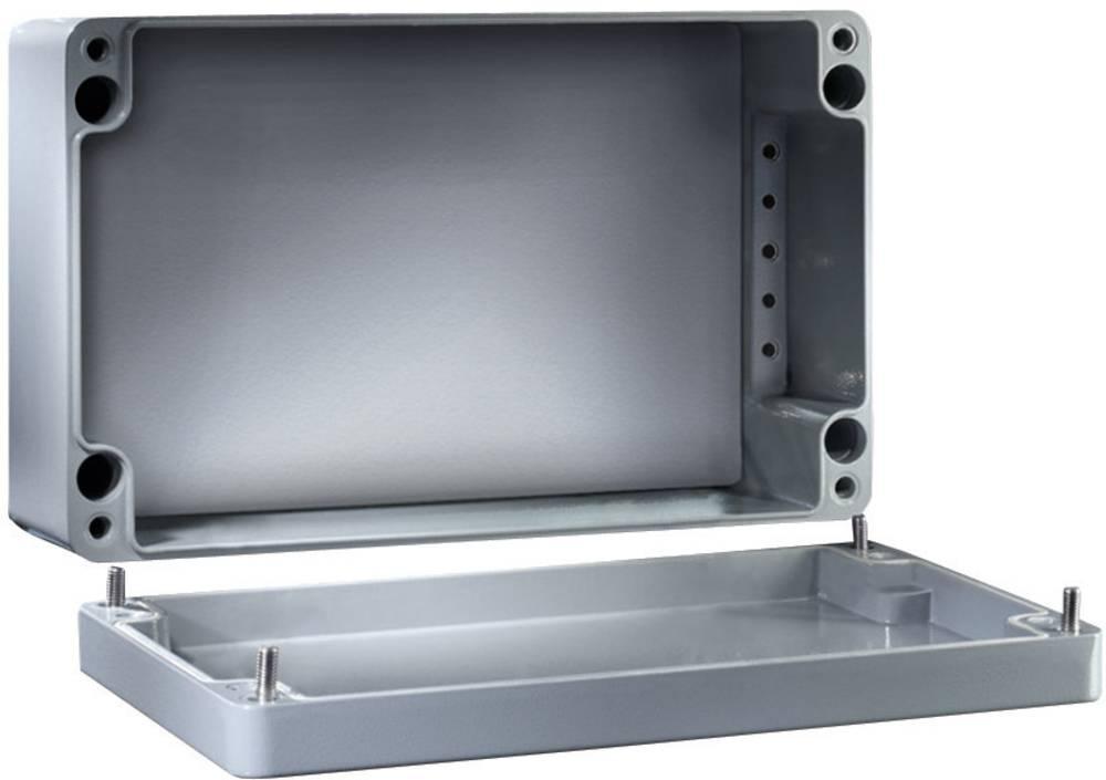 Universalkabinet 98 x 35 x 64 Aluminium Grå (RAL 7001) Rittal GA 9102210 1 stk