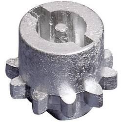 Rittal 8611160 Grey Metal Two Way Lock Insert
