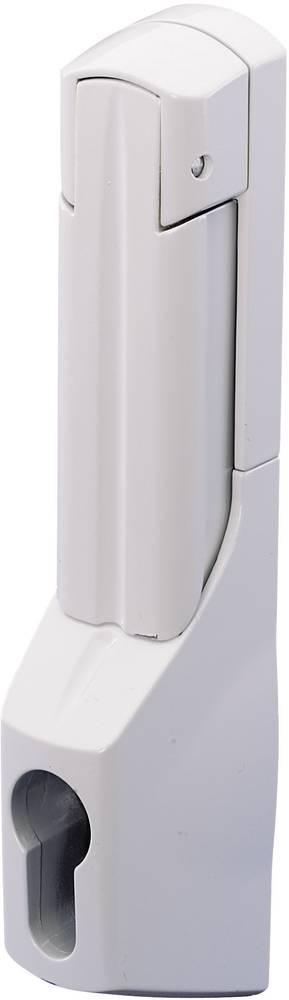 Komfortgreb Rittal SZ 2537000 til profilhalvcylinder Grå (RAL 7035) 1 stk