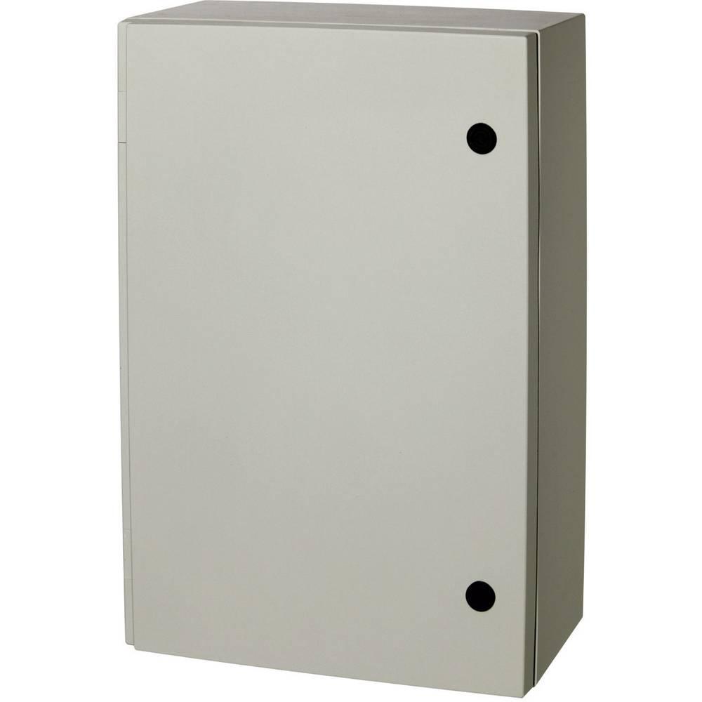 Kabinet til montering på væggen Fibox CAB P 604023 615 x 415 x 230 Polyester 1 stk