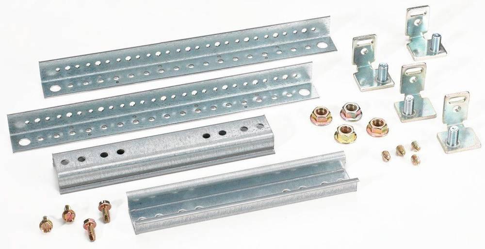 Fibox MF 6040-Montažni okvir, 550x350mm, plastični, siv (RAL 7035), za CAB P604023 8246040