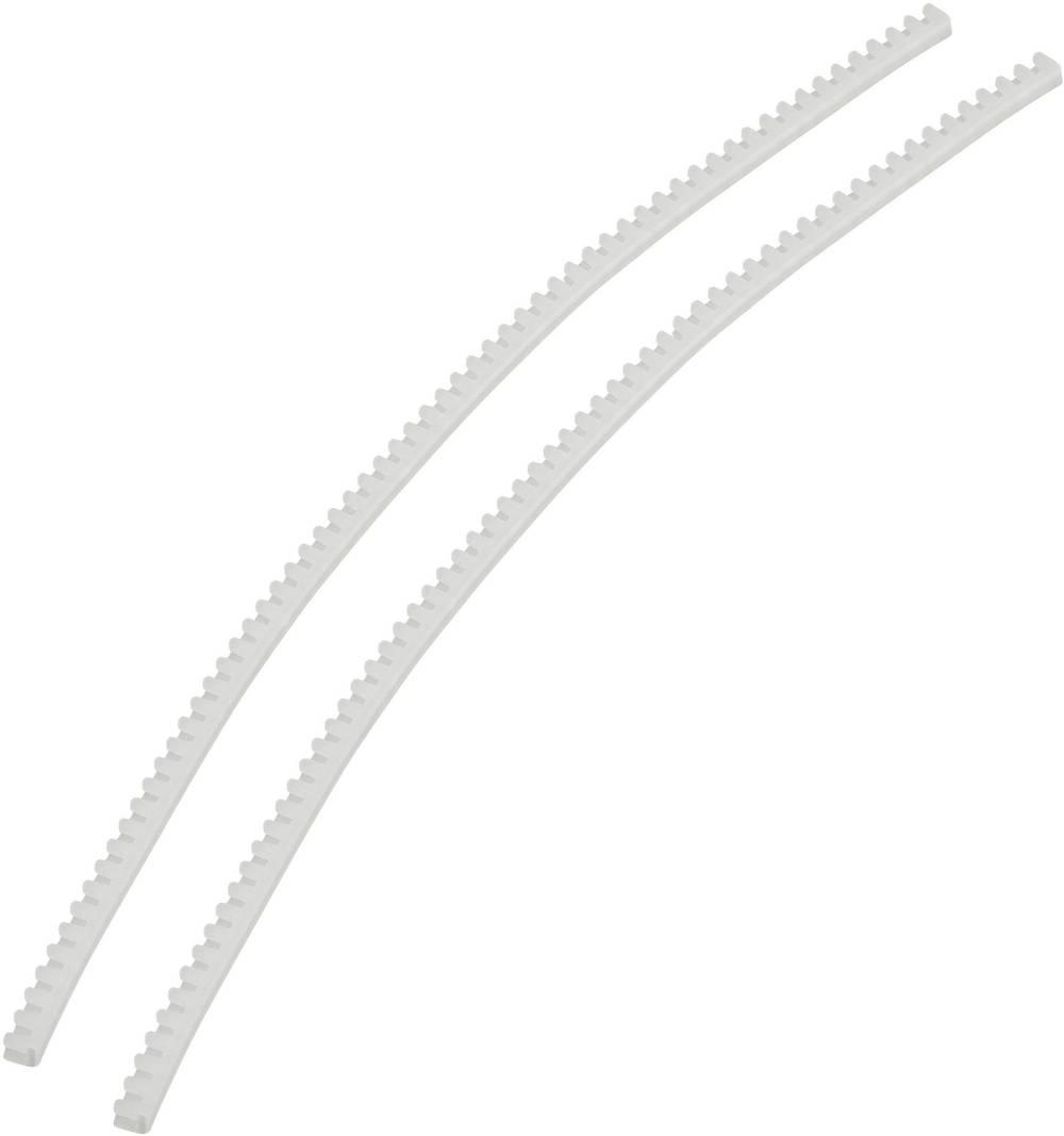 KSS zaštita rubova 10 m KG024(DxŠxV) 10 x 4.6 x 4 m prozirna, pogodna za 2,4 mm
