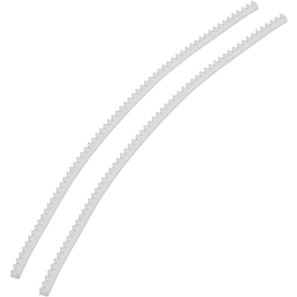 KSS zaštita rubova 10 m KG020(DxŠxV) 10 x 4.2 x 4 m prozirna, pogodna za 2 mm