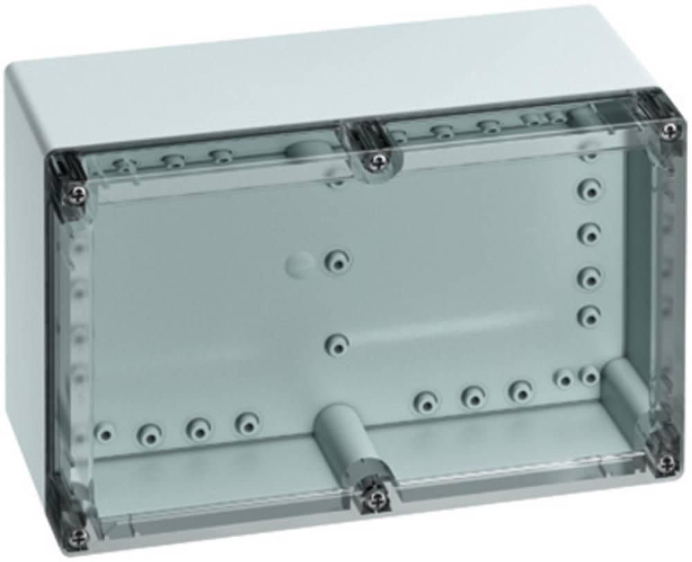 Spelsberg TG ABS 2516-12-to-Instalacijsko kućište, ABS, sivo (RAL 7035), 252x162x120mm, IP 67 10151201