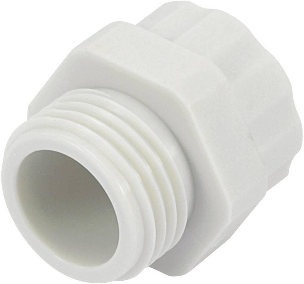 Adapter za kabelsku uvodnicu PG16 M20, poliamid svijetlo sive boje (RAL 7035) KSS PR1620GY4 1 kom