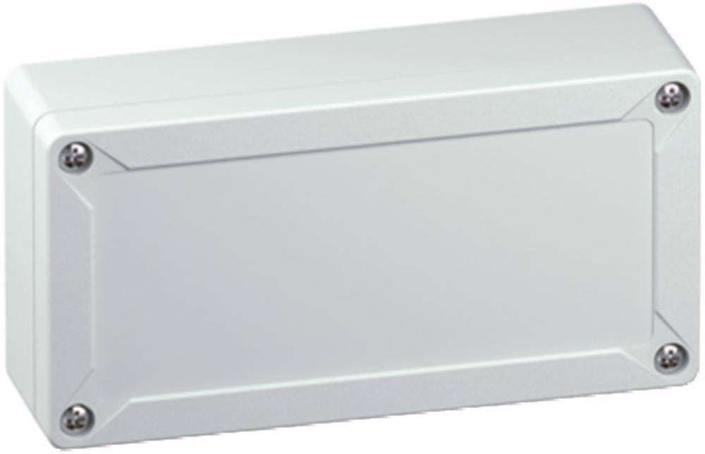 Spelsberg TG PC 1608-6-o-Instalacijsko kućište, polikarb., svijetlo sivo (RAL 7035), 162 x 82 x 55mm, IP 67 20040601