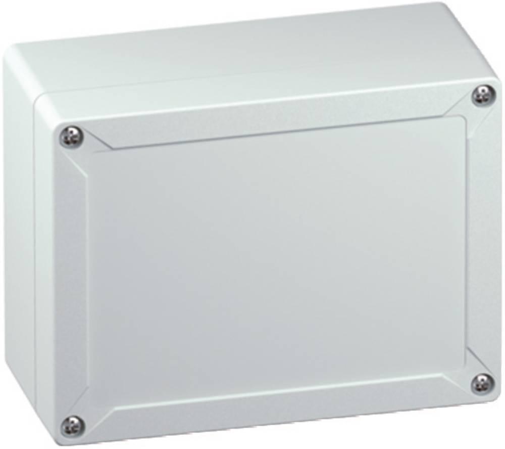 Spelsberg TG PC 1612-9-o-Instalacijsko kućište, polikarb., svijetlo sivo (RAL 7035), 162 x 122 x 90mm, IP 67 20040701