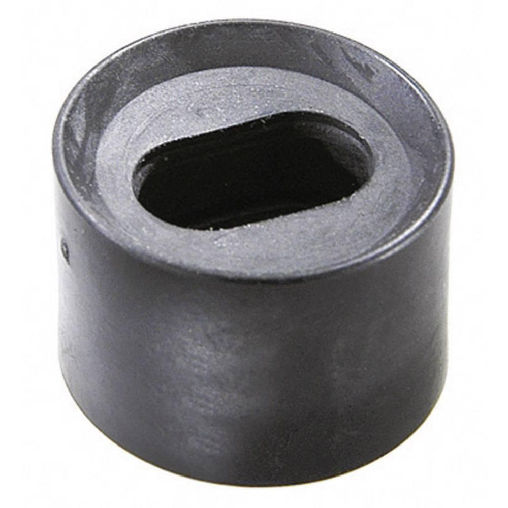 Tesnilni vložek M20, elastomer črne barve Wiska FFD 20/01/713 1 kos