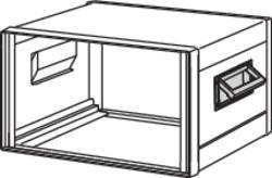 Schroff sklopljiva ručka za comtec 20225-439