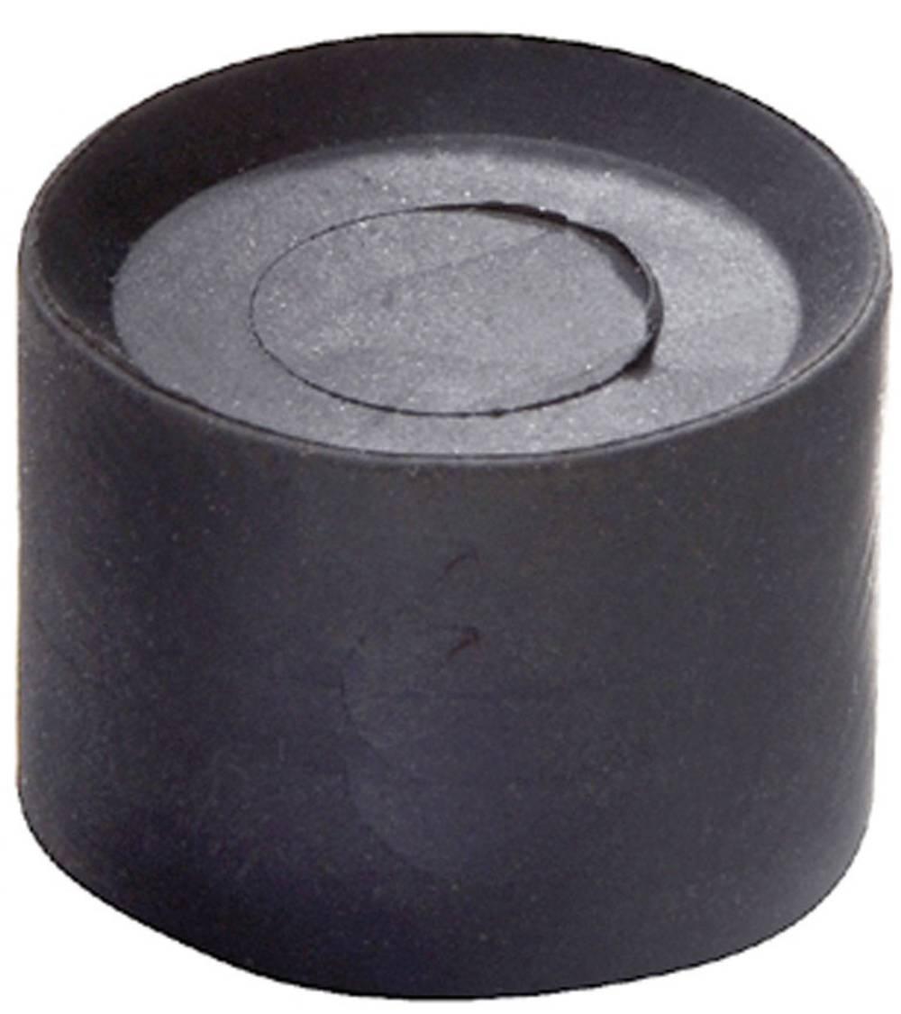 Brtveni umetak M40 elastomer crne boje Wiska VFD 40 1 kom