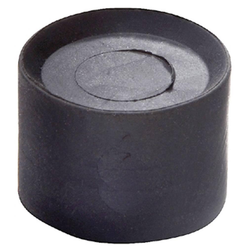 Vijak za zaključavanje M12 M12 elastomer crne boje Wiska VFD 12 1 kom