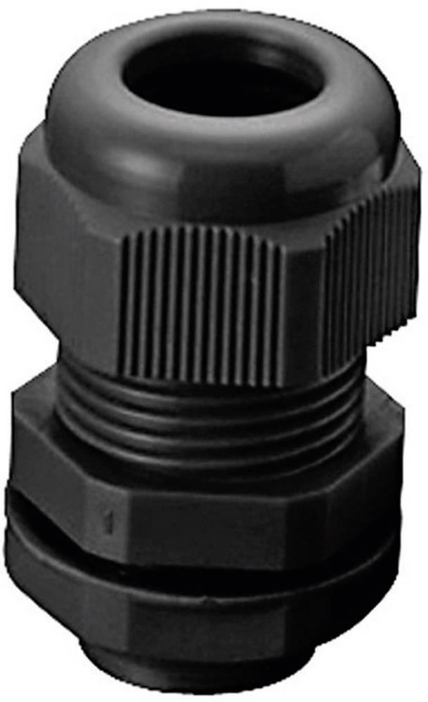 Kabelska uvodnica M40 Nylon® srebrno sive boje (RAL 7001) KSS AGR40GY3 1 kom.