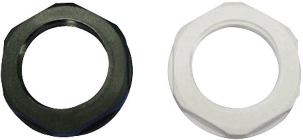 Varovalna matica M20, poliamid srebrno-sive barve (RAL 7001) KSS AGRL20GY3 1 kos