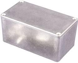 Universalkabinet 115 x 65 x 54.9 Aluminium Sort Hammond Electronics 1550DBK 1 stk