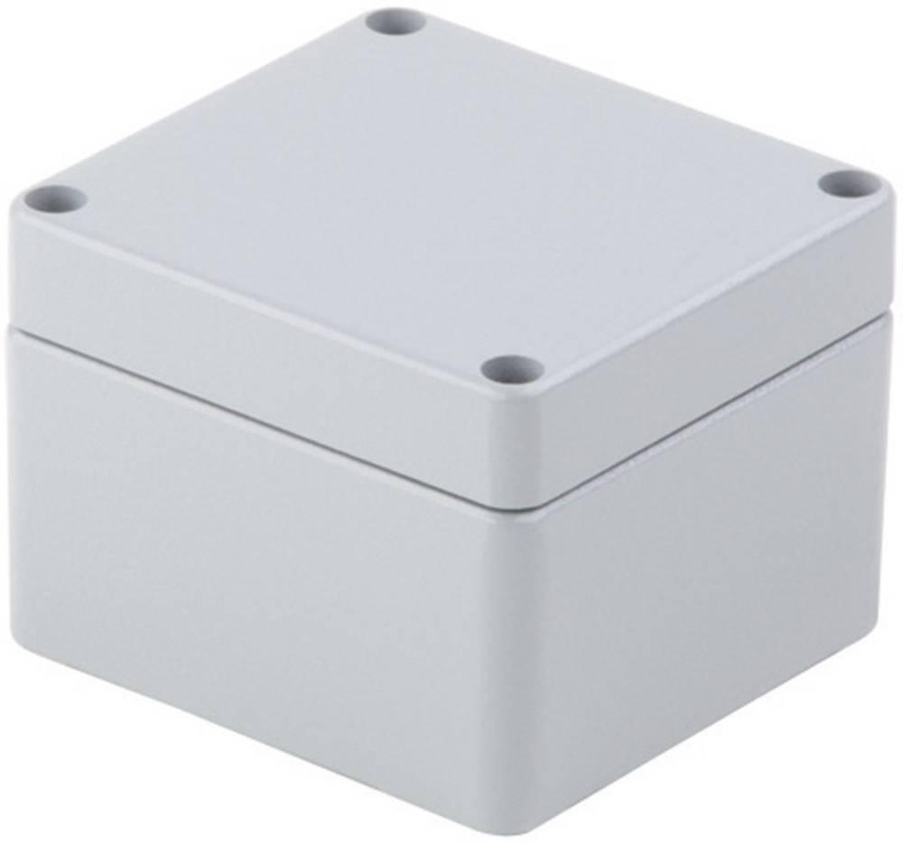 Weidmüller KLIPPON K0 RAL7001-Univerzalno kućište, aluminij, sivo (RAL 7001) 50x45x30mm 9529090000